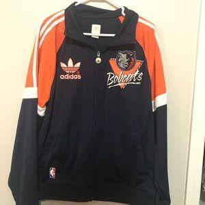 Charlotte Bobcats Adidas Jacket